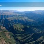 Ethiopian-Topography