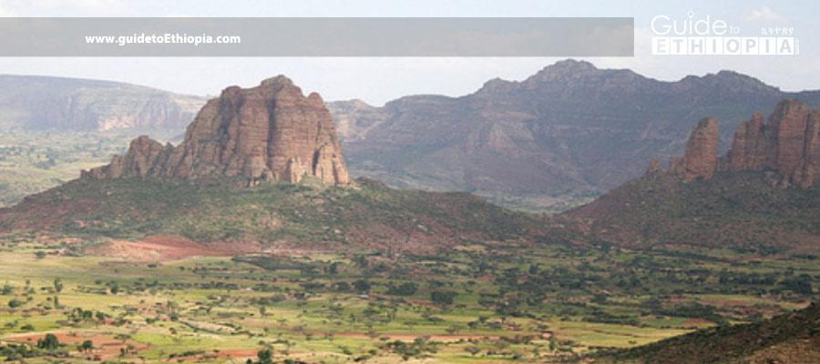 Gheralta Mountains Guide To Ethiopia