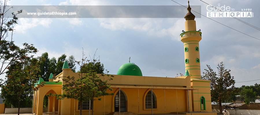 Negash-Mosque