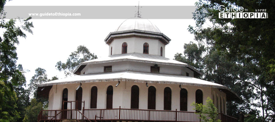 The-Mausoleum-of-Emperor-Menelik-II-(Bahta-Mariam-Church)