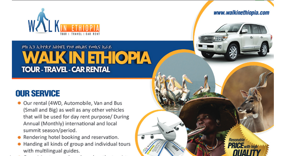 Walk in Ethiopia Tour Travel Car Rental – Guide To Ethiopia